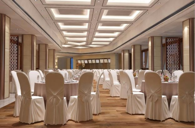 宝乐城市酒店设计装修效果图