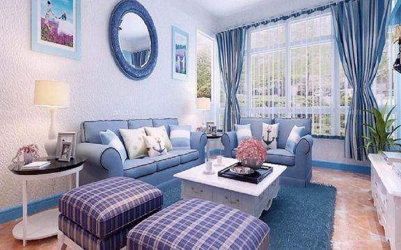 2020地中海100平米图片 2020地中海三居室装修设计图片