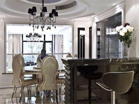 餐厅细节欧式风格装修图片