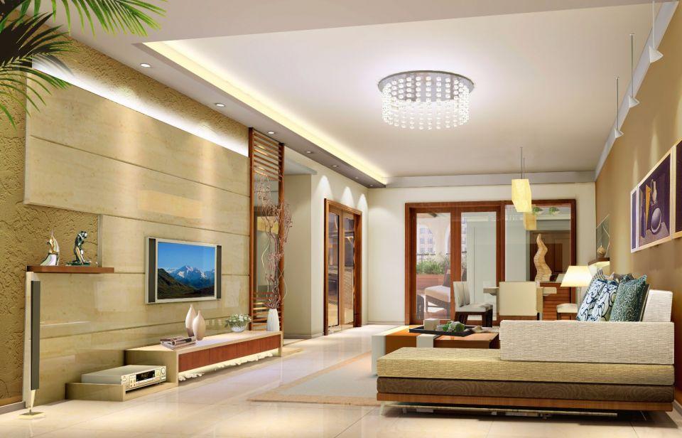 2018现代120平米装修效果图片 2018现代套房设计图片