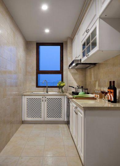 厨房窗台新古典风格装潢图片