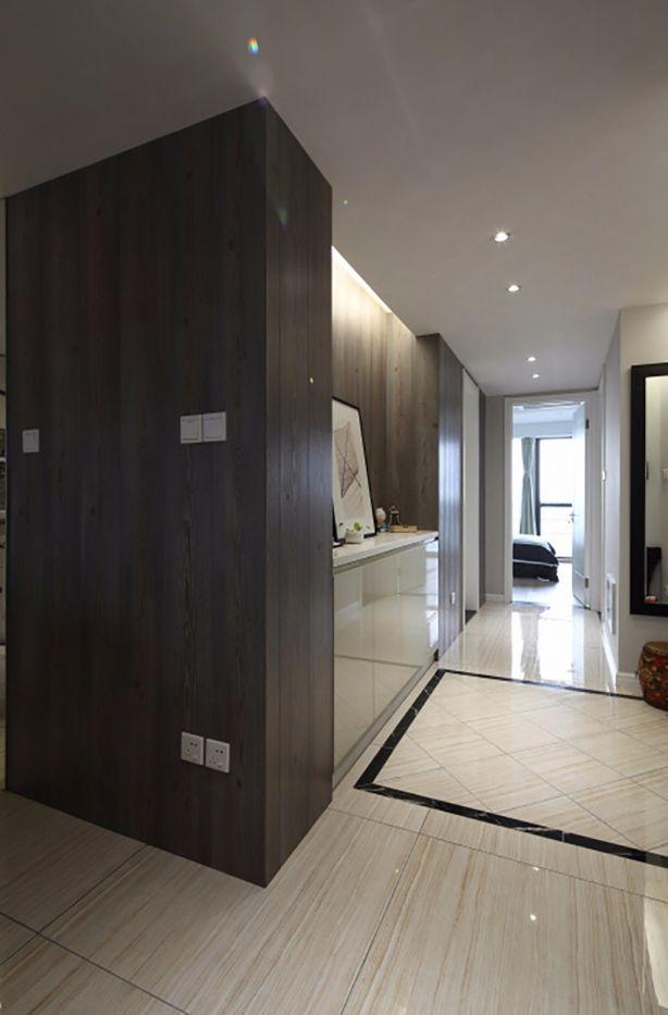 卧室走廊混搭风格装饰图片