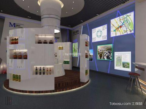 湖南郴州展厅装修效果图