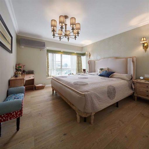 现代卧室飘窗装饰设计