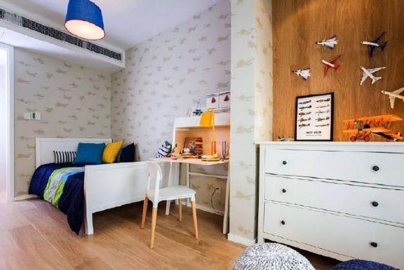 儿童房细节北欧风格装饰效果图