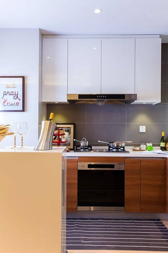 厨房细节北欧风格装修图片
