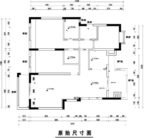 客厅细节新中式风格装饰效果图