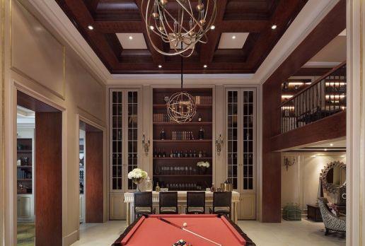 酒窖细节欧式风格装潢设计图片