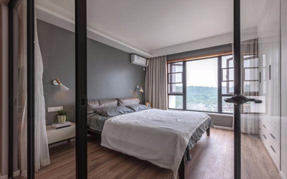 卧室窗台北欧案例图片