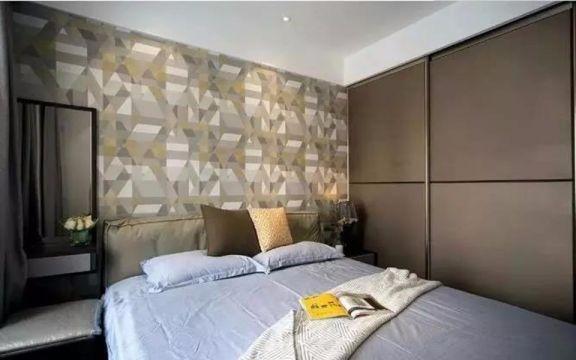 卧室衣柜现代风格效果图
