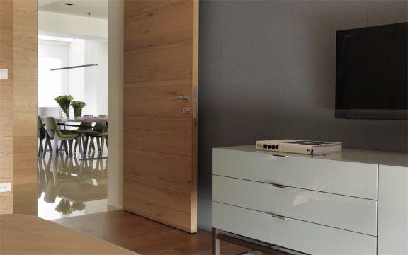 卧室电视柜现代装潢效果图