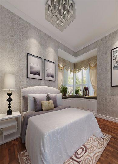 卧室床头柜现代风格装饰效果图