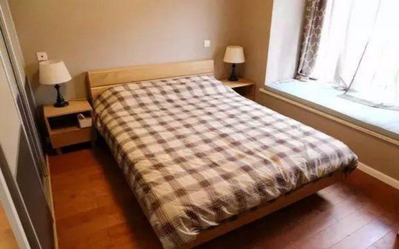 卧室床日式风格装修设计图片
