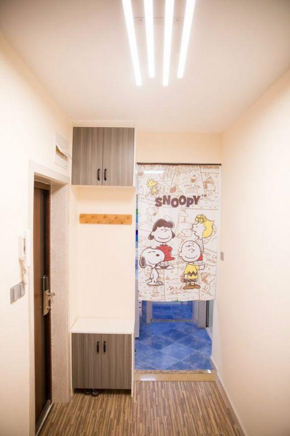 玄关地板砖日式风格装修效果图