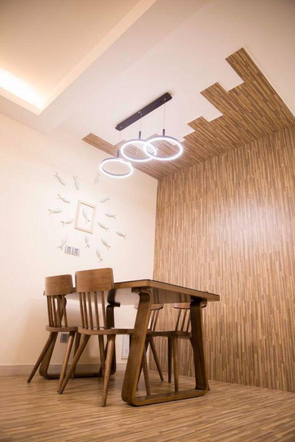 餐厅日式风格装潢效果图
