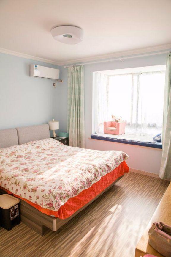 卧室日式风格装修图片