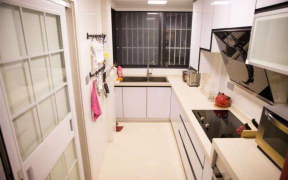 厨房日式风格装潢图片