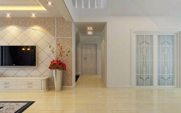 玄关走廊欧式风格装修设计图片