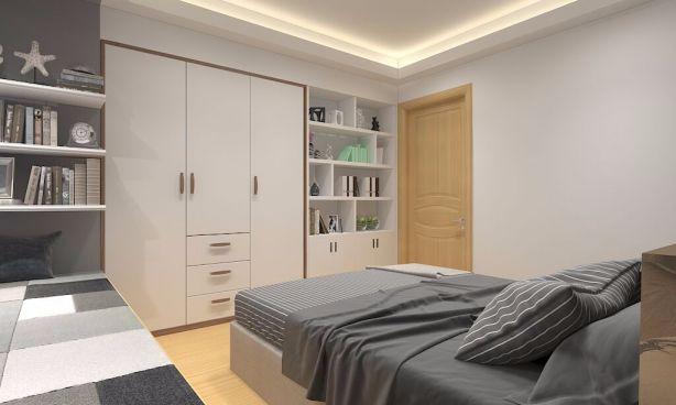 卧室衣柜现代风格装饰设计图片