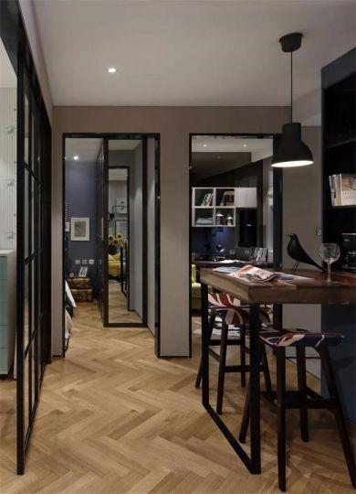 2021北欧70平米设计图片 2021北欧二居室装修设计