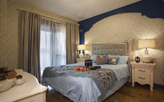 卧室地中海风格装饰设计图片