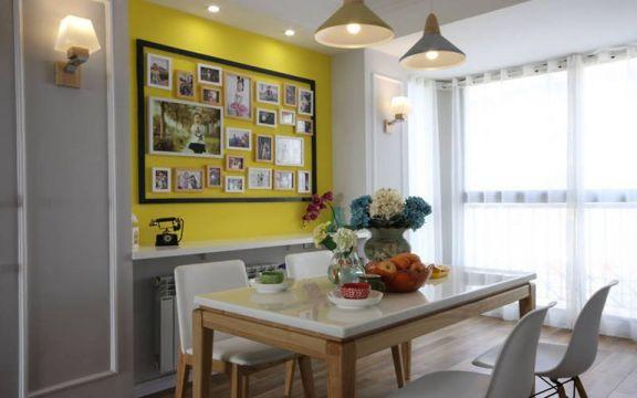 餐厅餐桌欧式风格装饰图片