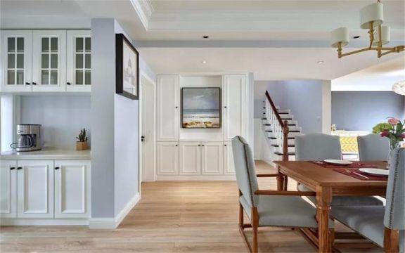 138平三室两厅现代简约装修效果图