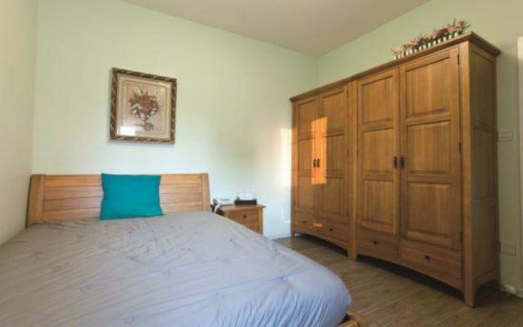 卧室衣柜田园风格装饰图片
