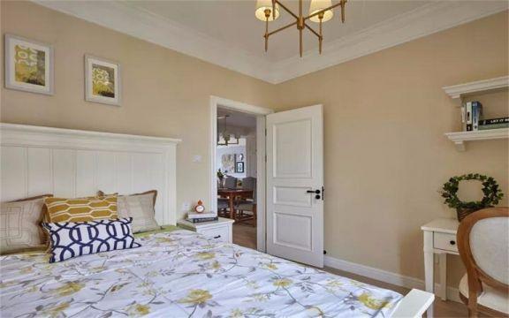 卧室细节现代简约风格装修设计图片