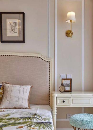 卧室细节现代简约风格装潢设计图片