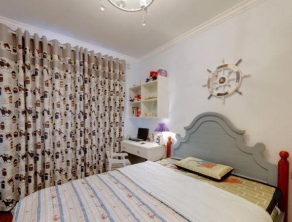 卧室沙发田园风格装修设计图片