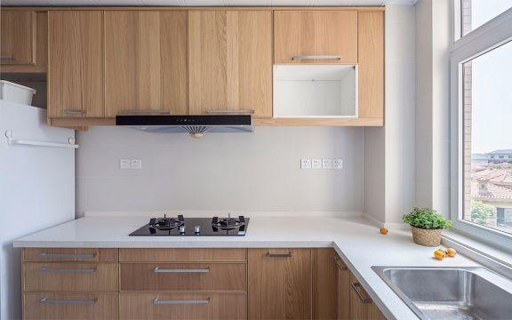 厨房橱柜日式风格装饰效果图