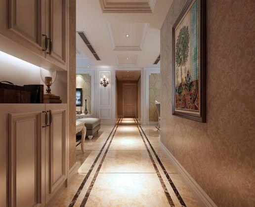 108平米北欧风格二居室装修效果图