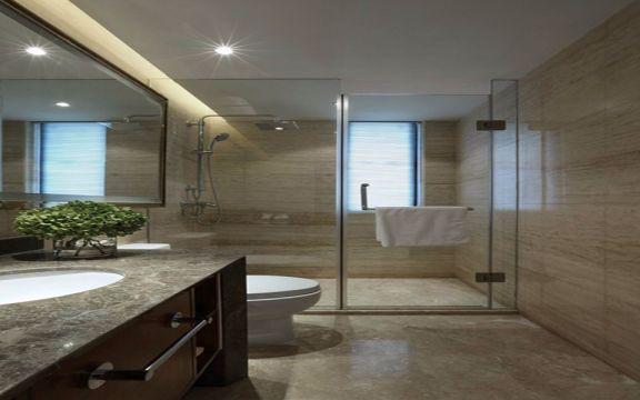 卫生间地砖简欧风格装修效果图