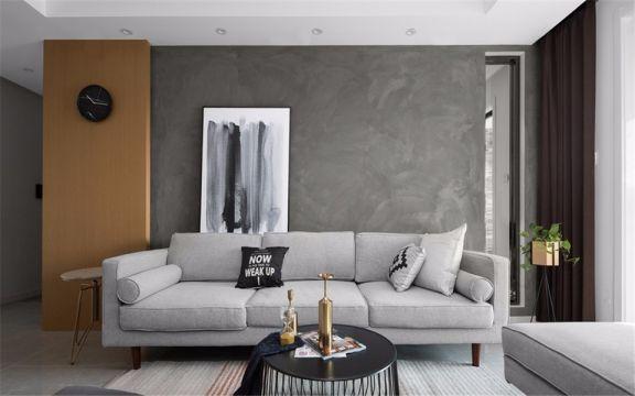 客厅沙发现代风格装饰图片