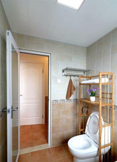 卫生间吊顶美式风格装饰图片