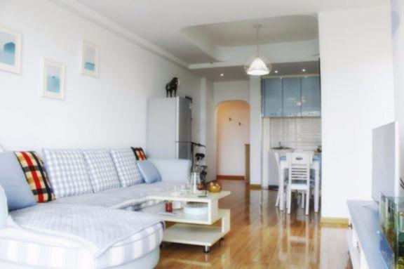 客厅沙发地中海风格装修设计图片