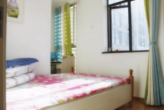 卧室窗帘地中海风格装修效果图