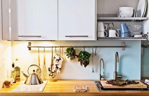 厨房厨房岛台现代风格效果图