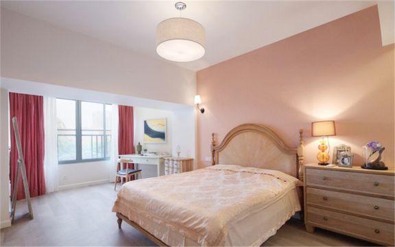 黄埔鑫园 95平欧式三室两厅两卫装修效果图