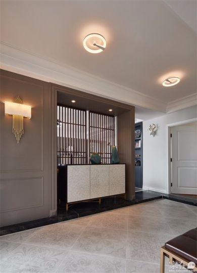玄关鞋柜现代风格装潢设计图片