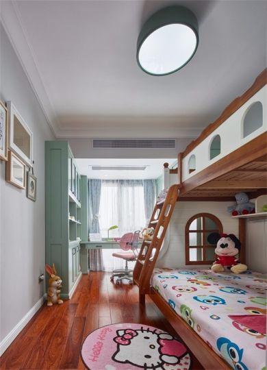 儿童房床现代风格装饰效果图