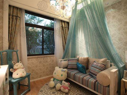 儿童房沙发新古典风格装饰效果图