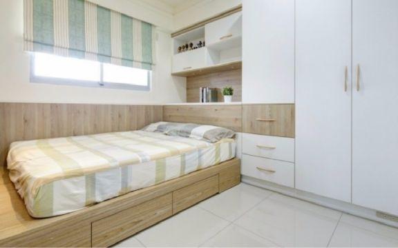 卧室衣柜日式风格装饰效果图