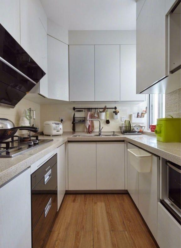 厨房细节田园风格装修设计图片
