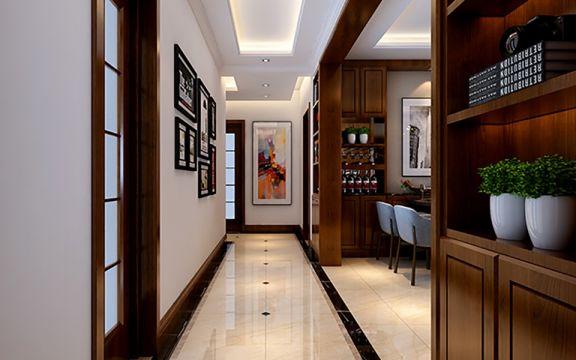 玄关鞋柜简约风格装饰设计图片