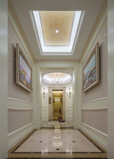 玄关走廊新古典风格装潢图片