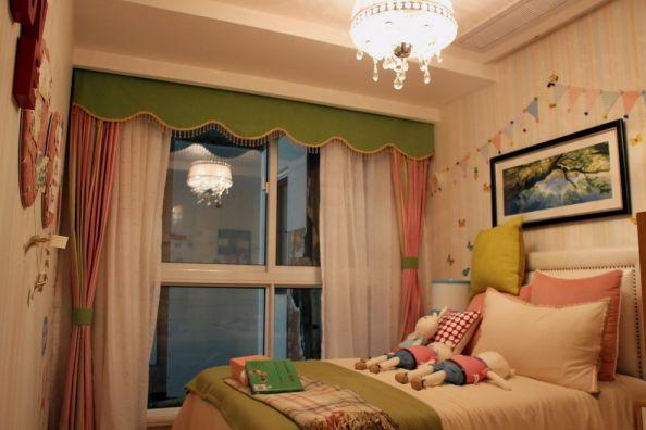 卧室床头柜现代风格效果图