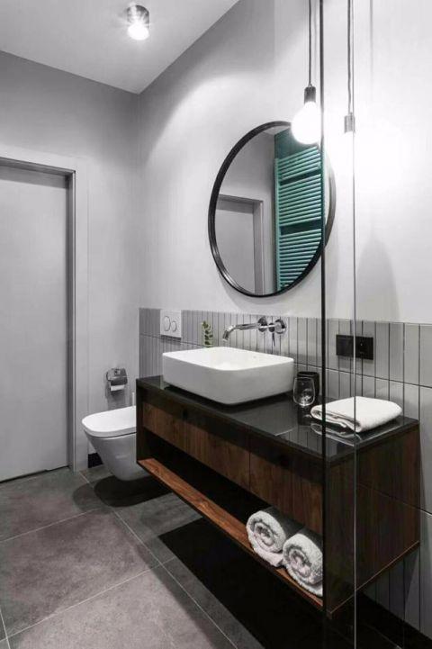 卫生间吊顶北欧风格装修效果图