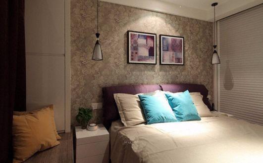 卧室衣柜现代风格装潢效果图